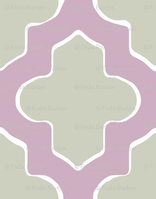 Moroccan in Lavender