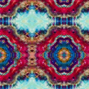 Shibori Mandala