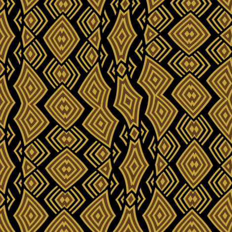 Road to Morning fabric by david_kent_collections on Spoonflower - custom fabric