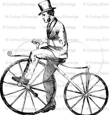 top hat rider