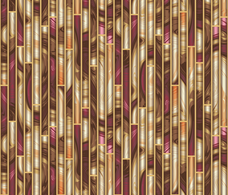 Core Samples fabric by inscribed_here on Spoonflower - custom fabric