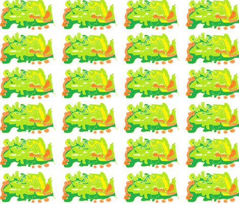 spring fabric by rachana on Spoonflower - custom fabric