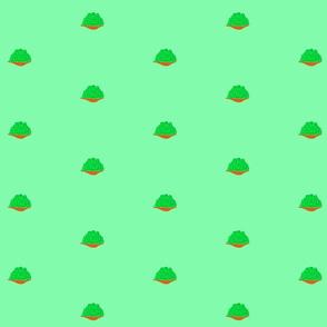 just peas