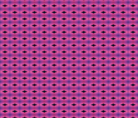 black eye in magenta fabric by walkwithmagistudio on Spoonflower - custom fabric