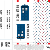 Tardis Tote Bag 10