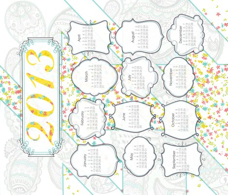 Rrr2013calendarteatowel_cotton_shop_preview