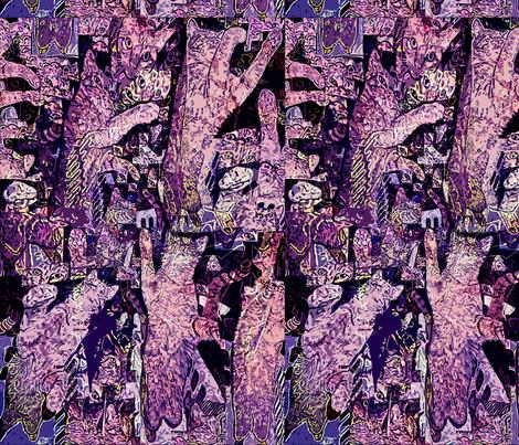 jjkllnbgkjyesyesauto1-ed fabric by oscarwilde on Spoonflower - custom fabric