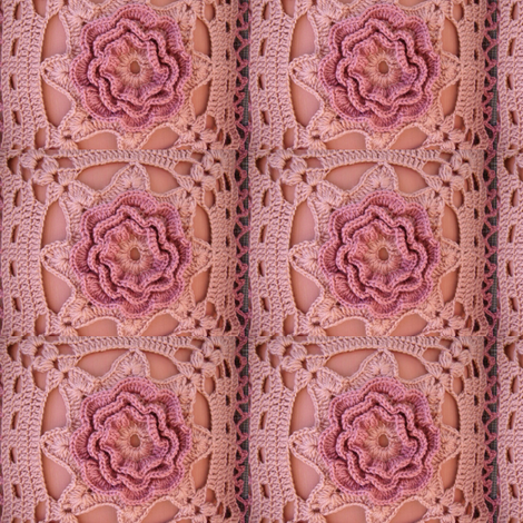 rose_ireland_pillow_3 fabric by simplyunique on Spoonflower - custom fabric