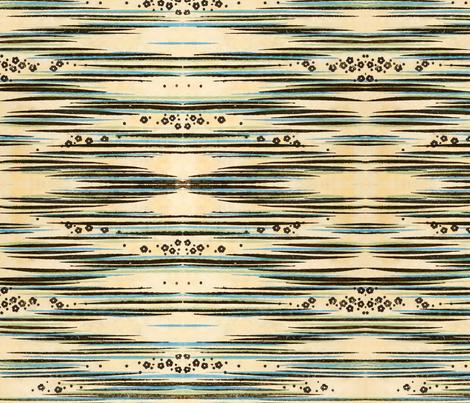 Water fabric by quinnanya on Spoonflower - custom fabric