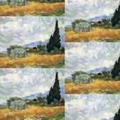 Van Gogh landscape
