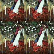 Newlyweds Chagall
