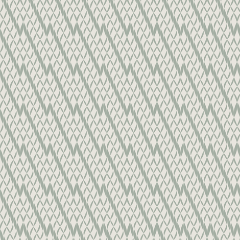 knit zig zag  fabric by ravynka on Spoonflower - custom fabric