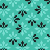 Rrstylized_florals_retro_turquoise_tattered_petals_shop_thumb