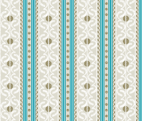 stripe-large fabric by ottomanbrim on Spoonflower - custom fabric