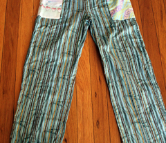 Ornate stripes