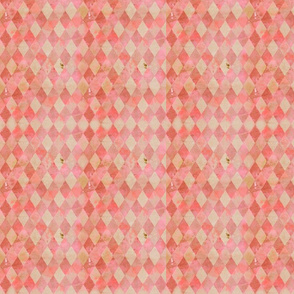 antique pink diamonds