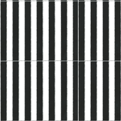 Circus Stripes - black