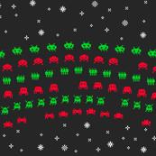 Christmas Aliens