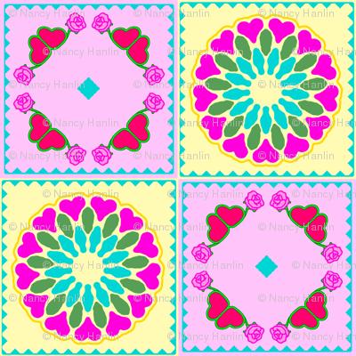 EmbroideryRoseAndHeartDesigns-colored