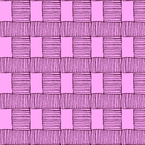 Lined Plaid fabric by boris_thumbkin on Spoonflower - custom fabric