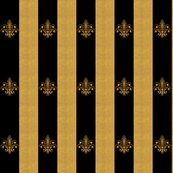 Gold_and_black_fleur_de_lis_2_inch_wide_dblspac_shop_thumb