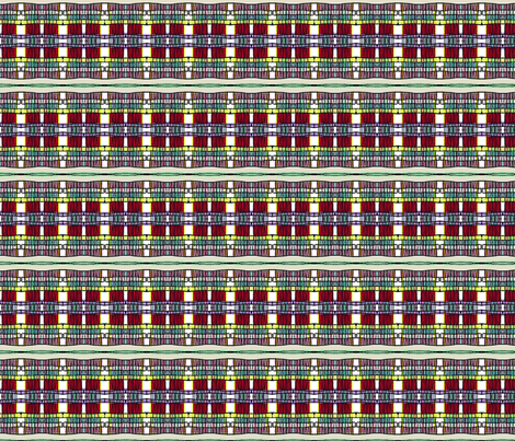 Loom fabric by boris_thumbkin on Spoonflower - custom fabric