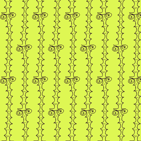 Bamboo Stilts fabric by boris_thumbkin on Spoonflower - custom fabric