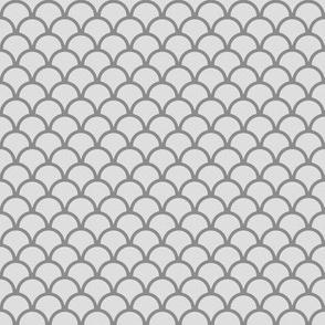 scallops grey