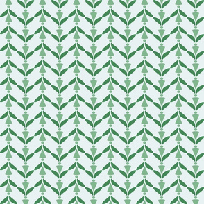 herringbone green 9