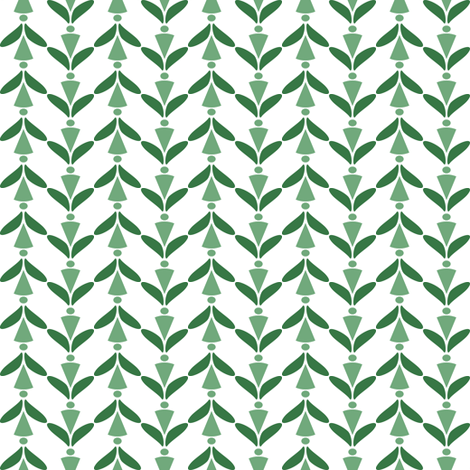herringbone green 19