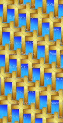 gold_cross_weave_on_blue