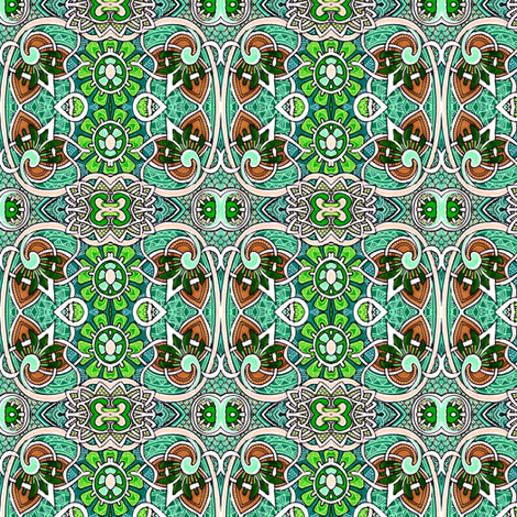 Deco-Rated Boxes fabric by edsel2084 on Spoonflower - custom fabric