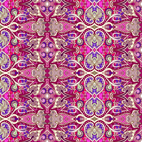 My Edwardian Valentine fabric by edsel2084 on Spoonflower - custom fabric