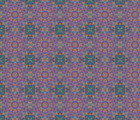 kaleidoscopic balloons fabric by kociara on Spoonflower - custom fabric