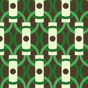 mid century / mesh