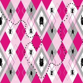 Beetles Argyle Candy