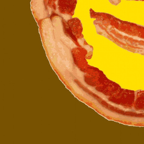 bacon smiley