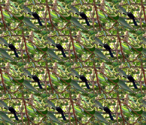homage_to_William_Morris fabric by rachana on Spoonflower - custom fabric
