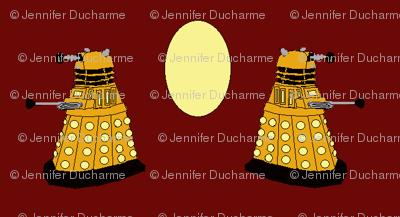 Eggs-Terminate Red