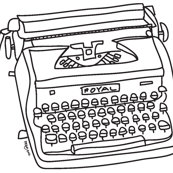 Rrrrroyal_typewriter_illus._b_w_by_patty_rybolt_shop_thumb