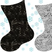 Rrblack___grey_lace_christmas_stocking_on_blue_snowflakes_shop_thumb
