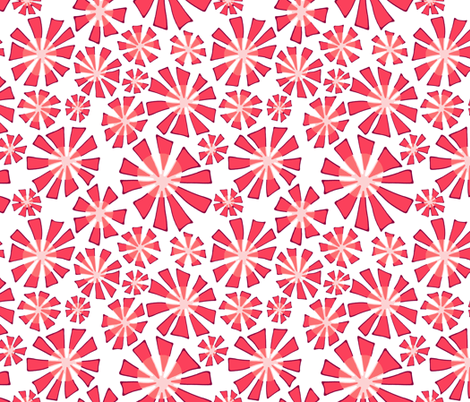 Dandy Valentine fabric by spugnardidesign on Spoonflower - custom fabric