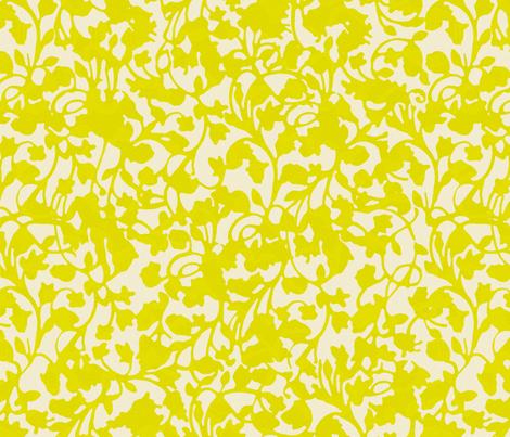 Earth_Lime_Green_SF fabric by garimadhawan on Spoonflower - custom fabric