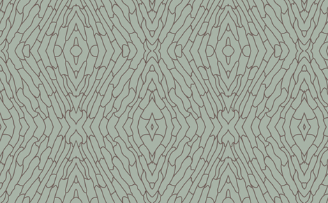 Sage Skin fabric by mewack on Spoonflower - custom fabric