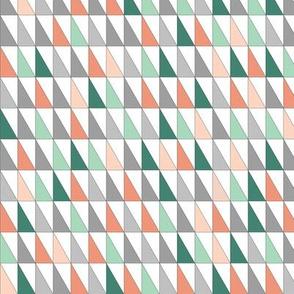 Pastel Triangles