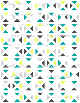 whitespace triangles
