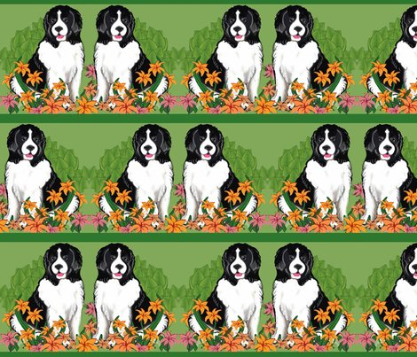 Rrlandseer_in_gardenwallpaper_border_shop_preview