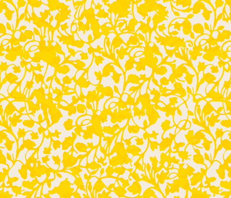 Earth_Lemon fabric by garimadhawan on Spoonflower - custom fabric