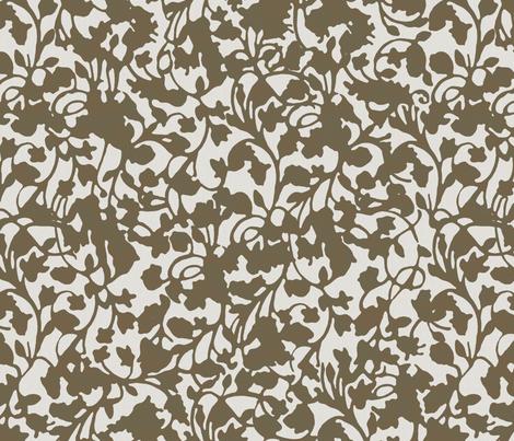 Earth_Moss fabric by garimadhawan on Spoonflower - custom fabric