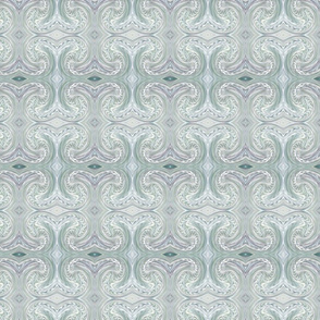 Beach Weeds Pattern